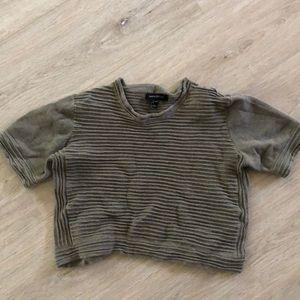 Banana Republic Crop Sweater
